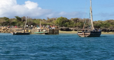 Southern Tanzania & Indian Ocean